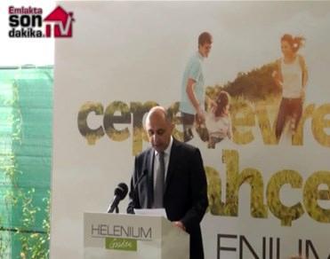 Helenium Garden projesi görücüye çıktı!