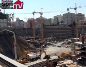 Torun Center Mecidiyeköy'ün inşaatı ne durumda?