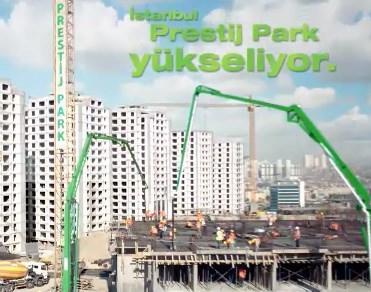 İstanbul Prestij Park'ın yeni reklam filmi yayında!