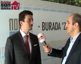 Şükrü Yazıcıoğlu Now Bomonti'yi anlatıyor