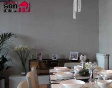 Batışehir örnek daire videosu yayında