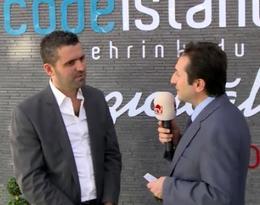 Davut Yazıcı Code İstanbul projesini anlatıyor