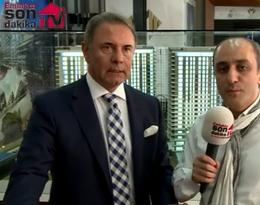 Kazım Türker 'Mahall Ankara'ya müthiş talep olacak'