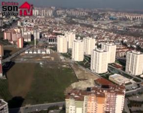 Marmara Evleri 3'ün havadan görüntüleri yayında
