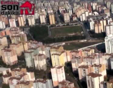 West Side İstanbul'un arsasından kareler yayında