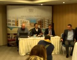 Anadolu Çarşısı projesinin basın lansmanı yayında