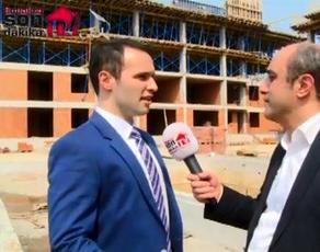Eren Bozkaya, Aydoğan Park projesini anlattı