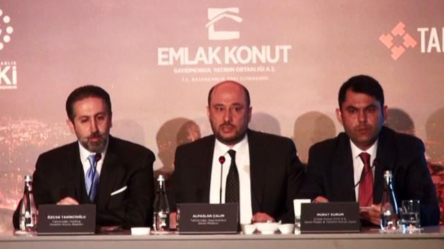 Nidakule Ataşehir basın lansmanı yayında