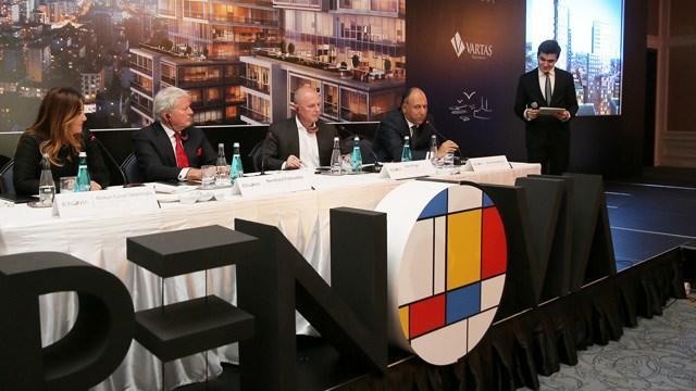 Ömer Faruk Barata ve Hans Kilger, Renovia'yı anlatıyor