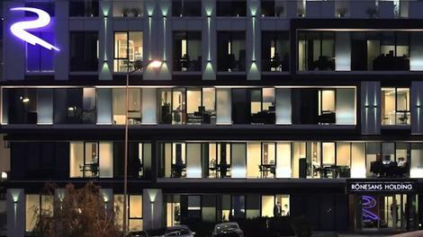 Rönesans Holding'in tarzıyla dikkat çeken tanıtım filmi