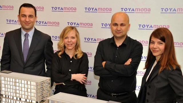 Toya Moda projesinin basın lansmanı yayında