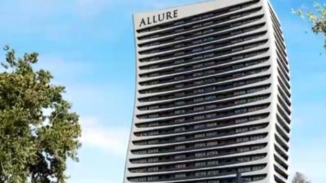Allure Tower tanıtım filmi yayında