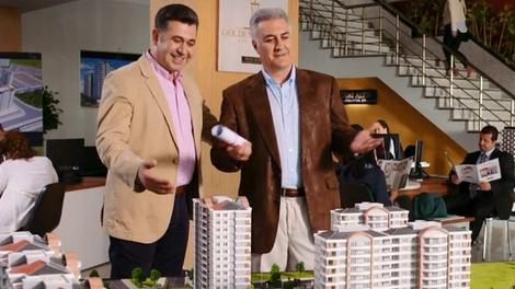 Tamer Karadağlı, Suat Altın İnşaat'ın reklam filminde