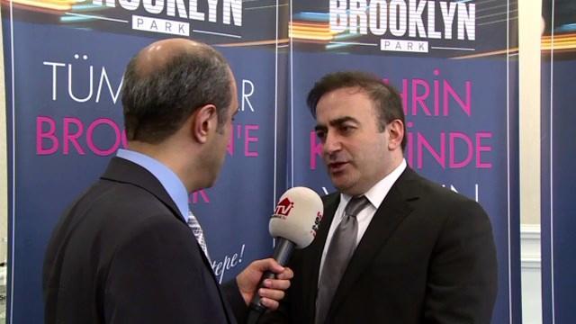 Hızır Selimoğlu, Brooklyn Park projesini anlattı