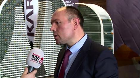Paşa Karadeniz, Sembol İstanbul projesini anlattı