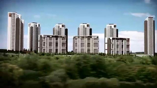 Göl Panorama Evleri tanıtım filmi yayında