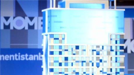 Moment Kartal projesinin maket videosu yayında