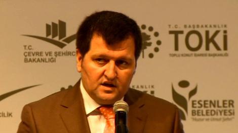 Ahmet Şahin, Oruçreis kentsel dönüşümünü anlattı