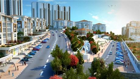 Vaditepe Bahçeşehir'in örnek daireli reklam filmi!