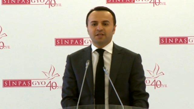 Özkan Öztürk, Sinpaş GYO projelerini anlatıyor!