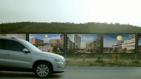 Sur Yapı'dan navigasyonlu reklam filmi