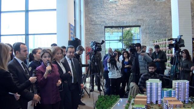 Aydos Country projesi basına tanıtıldı!