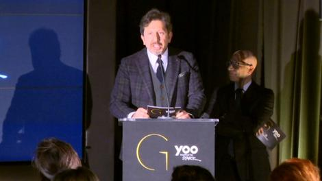 G - YOO Inspired by Starck basın lansmanı