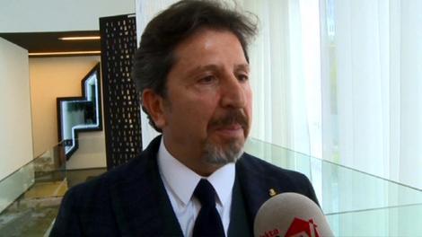 Münir Özkök, G YOO projesini anlattı