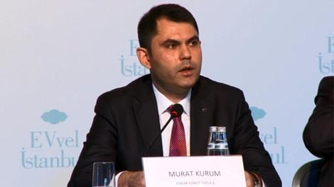 Evvel İstanbul'u Murat Kurum'dan dinleyin!