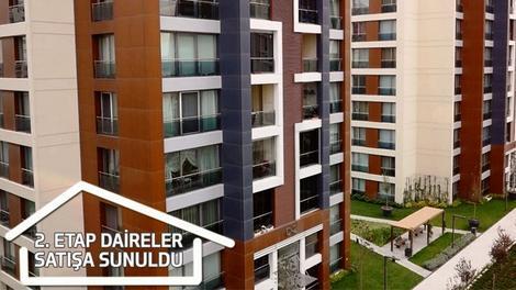 The İstanbul Veliefendi 2. Etap satışa çıktı