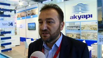 Mahmut Asmalı, Akyapı projelerini anlattı 1.kısım!