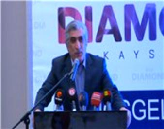 İpek Diamond Kayseri, Radisson Kayseri'de tanıtıldı!