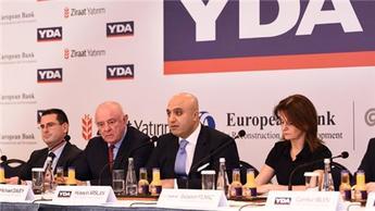 YDA Grup ve EBRD ortak basın toplantısı - 1 kısım!