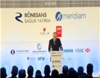 Rönesans'tan Adana'ya dev sağlık yatırımı!