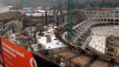 Beşiktaş Vodafone Arena'da son durum ne?