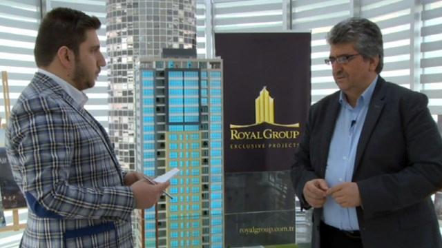 Mehmet Başaran, Sky Blue İstanbul'u anlatıyor!