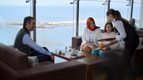 Sky Tower Hotel tanıtım filmi yayında!