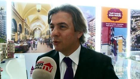Ahmet Misbah Demircan, kentsel dönüşümü anlattı!
