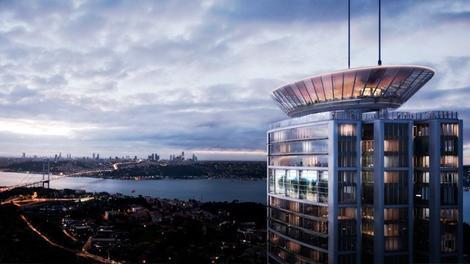 The Address Residence İstanbul maketini görüntüledik!
