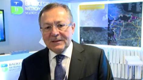 Ahmet Edip Uğur 'Balıkesir'de yeni projeler yolda'