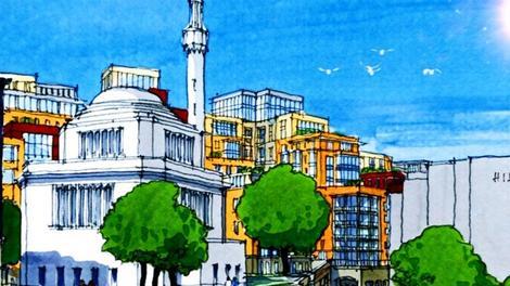 Beyoğlu'nda kentsel dönüşüm nasıl yapılacak?