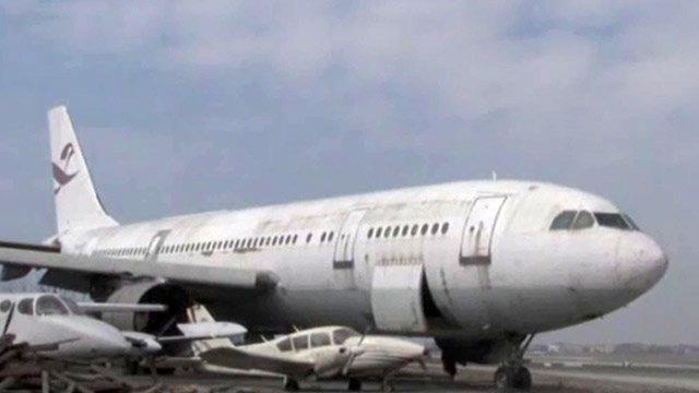 Atatürk Havalimanı'ndaki hurda uçak, satışa çıktı!