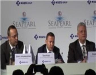 Sea Pearl Ataköy'de satışlar başladı!