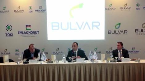 Bulvar Rezidans'ın tanıtımı yapıldı!