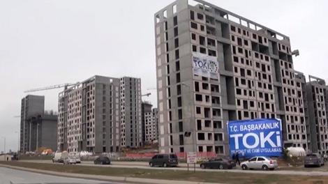 TOKİ Kayaşehir'de yeni projelere devam ediyor!