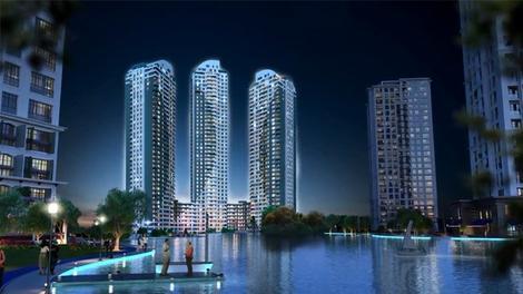 Sinpaş Marina Towers animasyon tanıtım filmi!