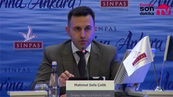 Mahmut Sefa Çelik, Marina Ankara'yı anlatıyor!
