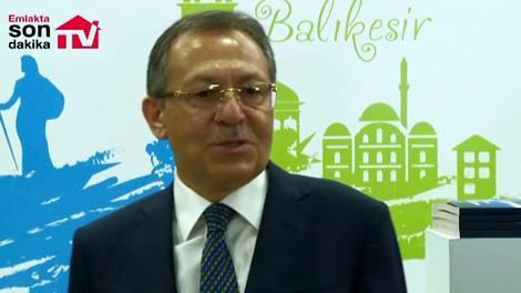 Edip Uğur: Dünyadaki en zengin bor madeni Balıkesir'de!