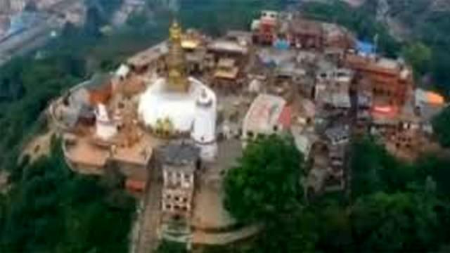 Nepal, deprem sonrası işte bu hale geldi!