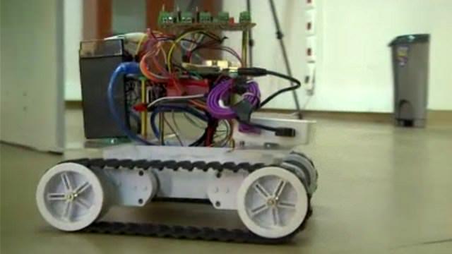 Karadenizli robot ile aklınız evde kalmayacak!